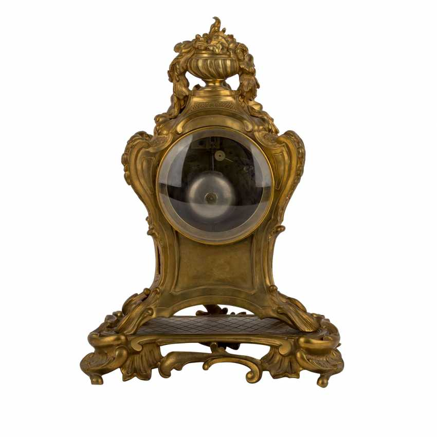 PENDULE IM LOUIS XV-STIL - photo 4