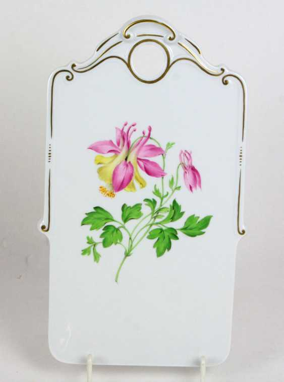 Meissen Cutting Board *Flower 1* - photo 1