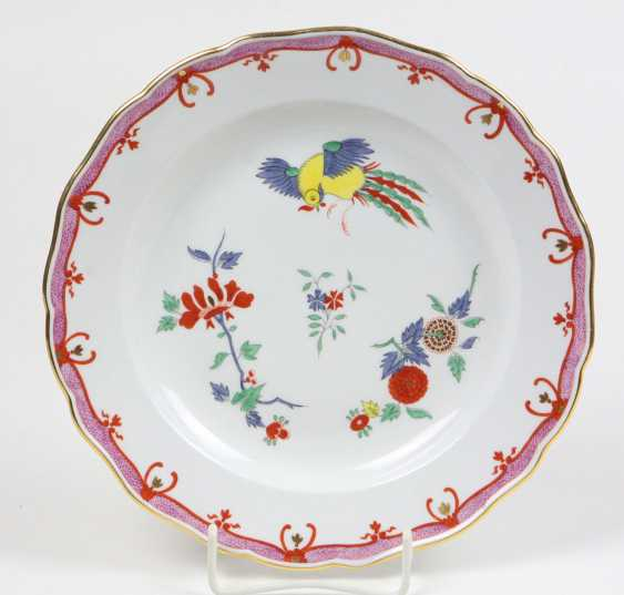 Meissen Dish *Chinese Painting* - photo 1