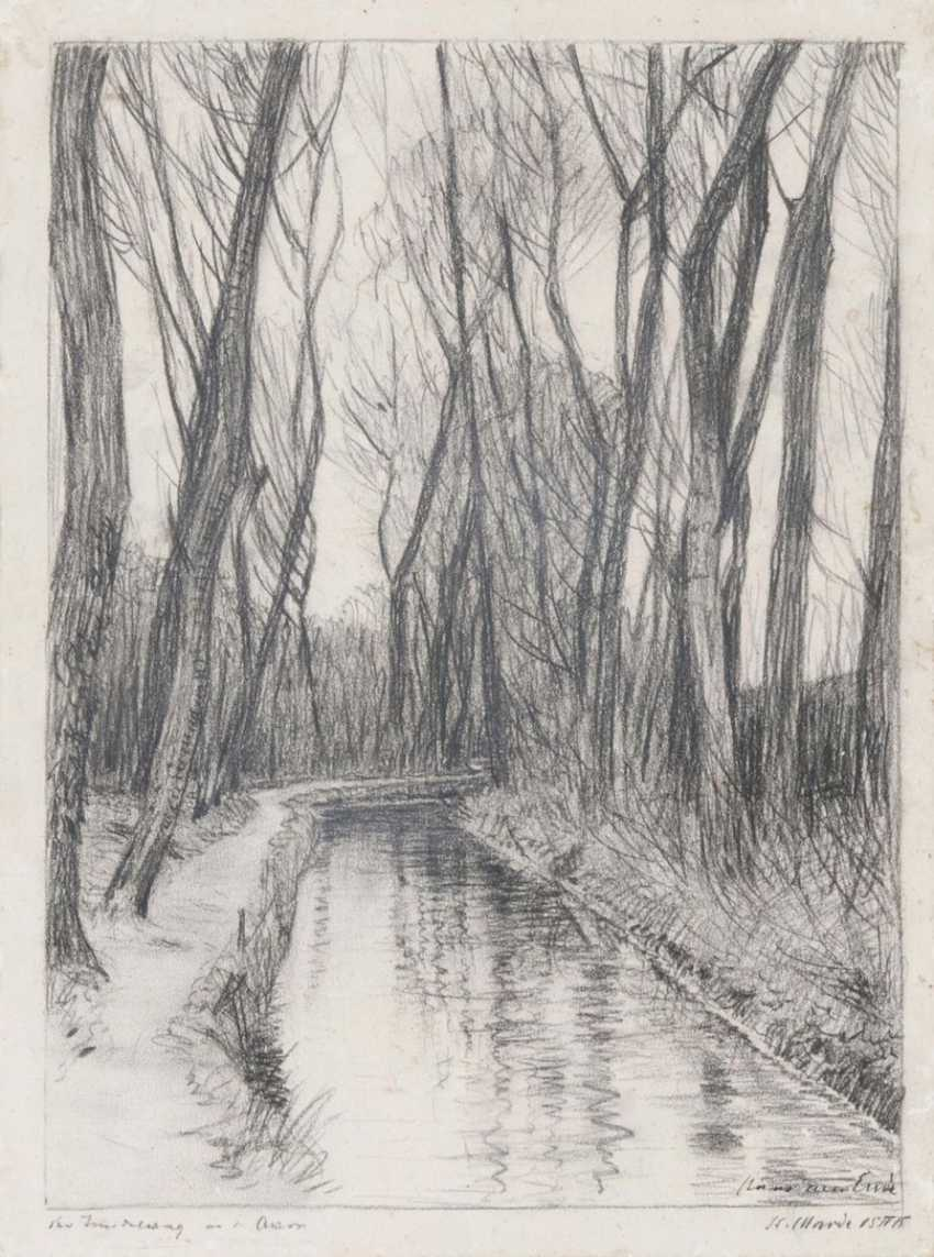 Drawings: On the Western front III - photo 1