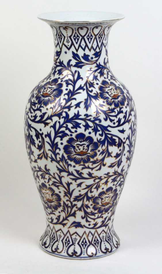 chinesische Bodenvase - photo 1