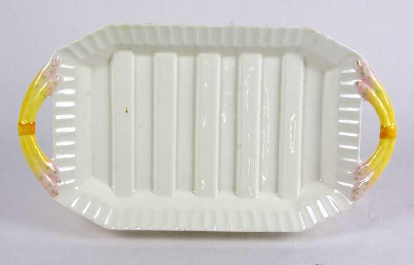Roesler Asparagus Plate 1920/30 - photo 1