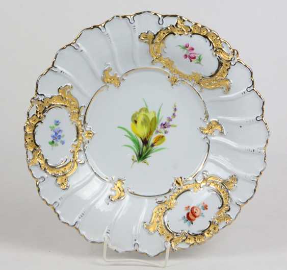 Meissen Ceremonial Plate *Flower 1* - photo 1