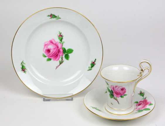 Meissen Place Setting *Rose Red* - photo 1