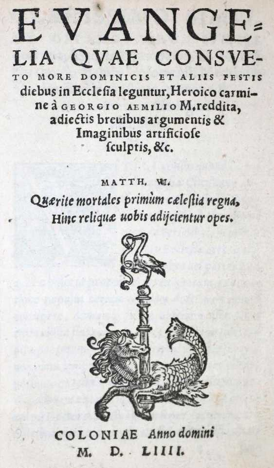 Aemilius, G. - photo 1