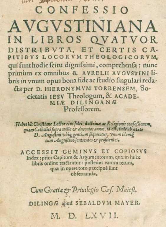 Augustine, A. - photo 1