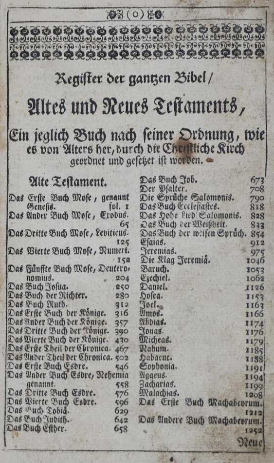 The bible deut. - photo 2
