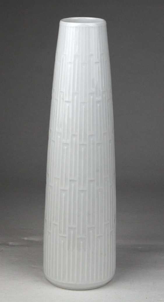 Meissen Structure Vase - Design Merz - photo 1