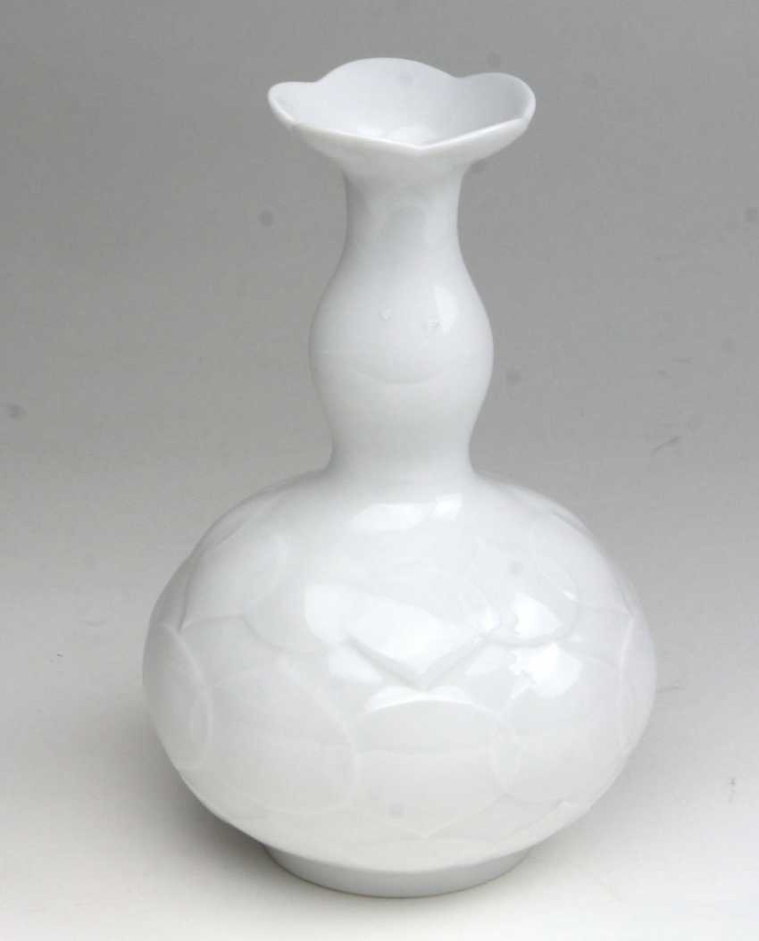 Meissen Structure Vase - Design Zepner - photo 1
