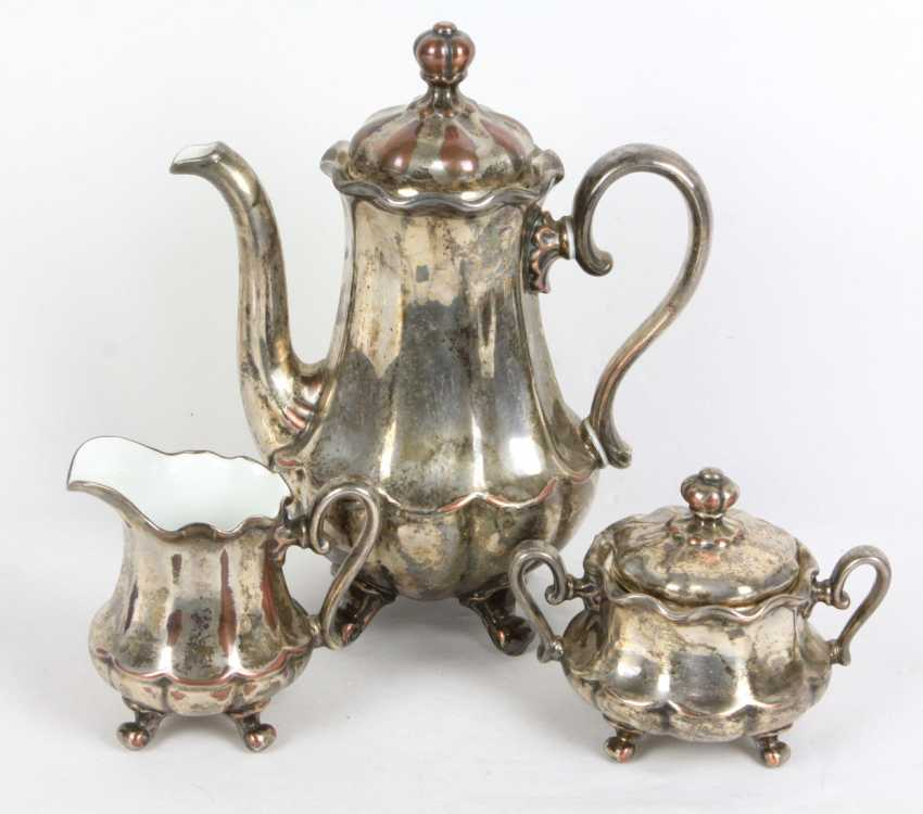 WMF silver plated coffee core - photo 1