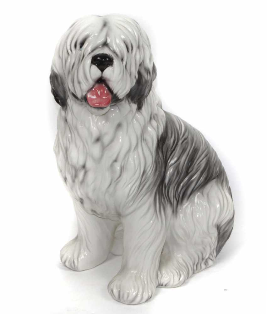 large dog figure - photo 1