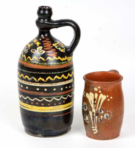 Handle bottle & mug - photo 1
