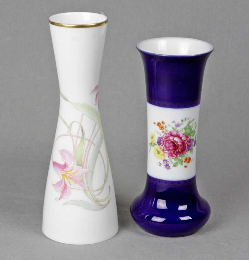 2 Rosenthal Vasen - photo 1