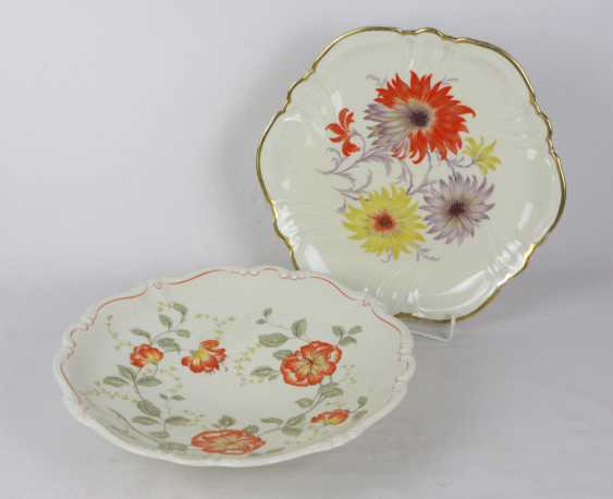 Rosenthal cake plate & Anbietschale - photo 1