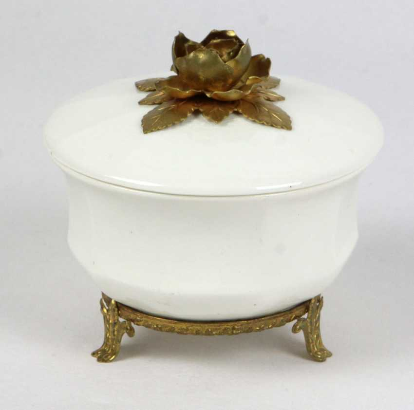 Roesler Lid Box *Rose Bloom* - photo 1
