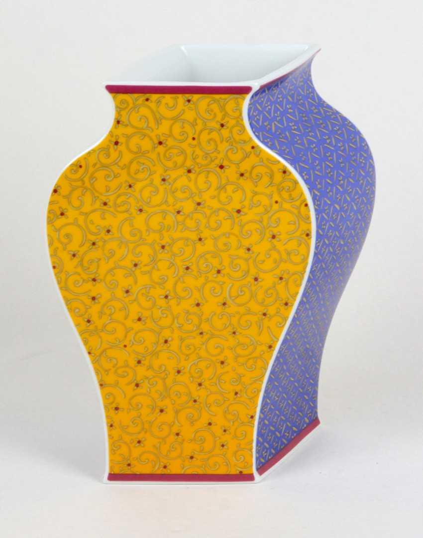 Rosenthal Vase *Kusumam* - photo 1