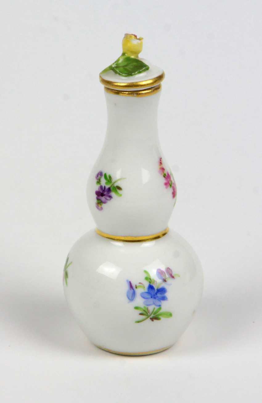 Meissen perfume bottle in about 1860 - photo 1