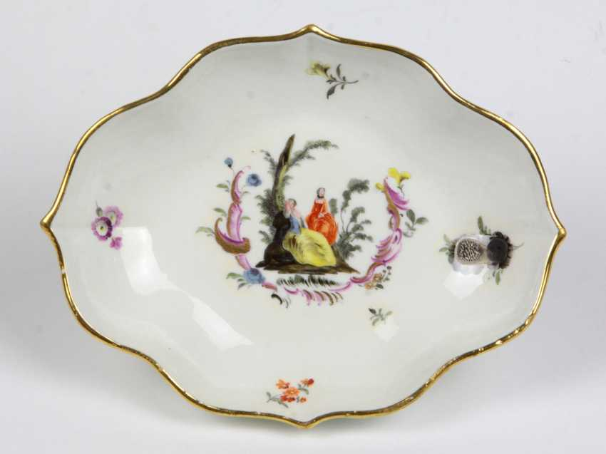 Meissen Courtly Rococo Bowls 1745 - photo 1