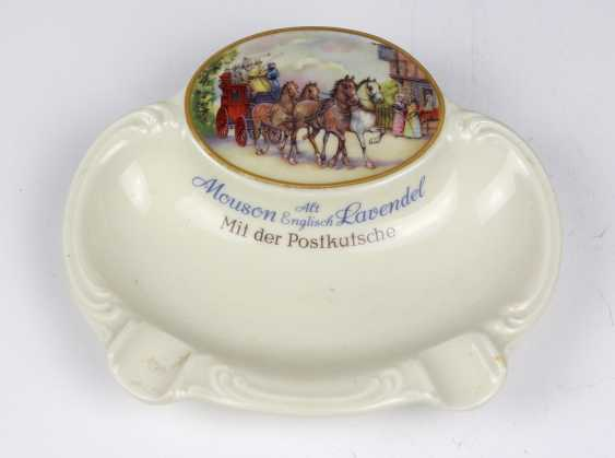 Rosenthal ash tray with picture - photo 1
