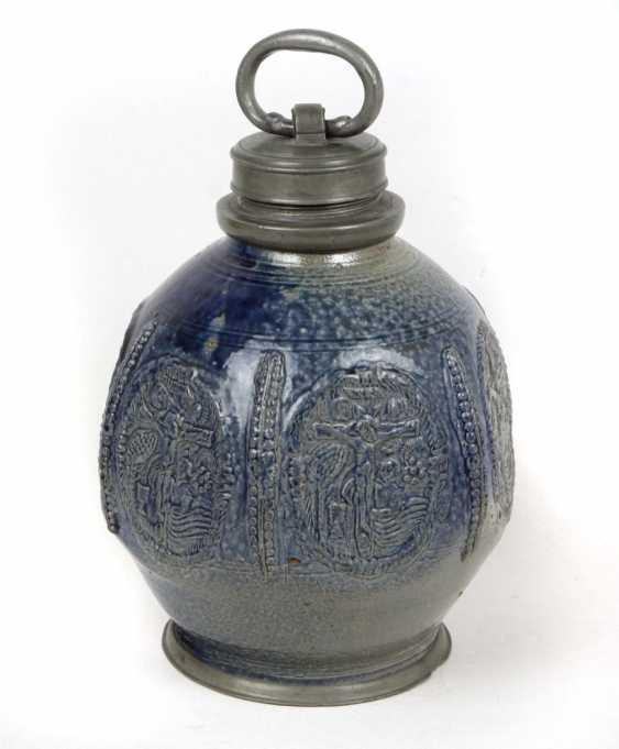 Forest Burger stoneware bottle - 1670 - photo 1
