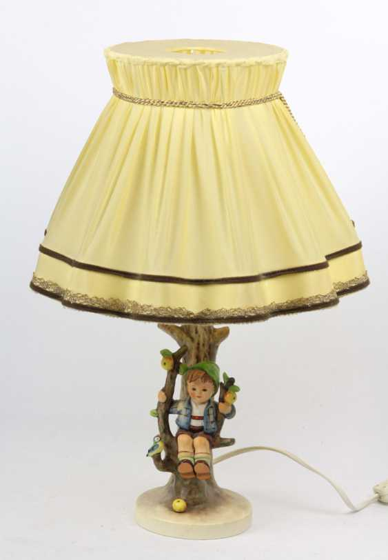 Table Lamp Hummel *Autumn* - photo 1