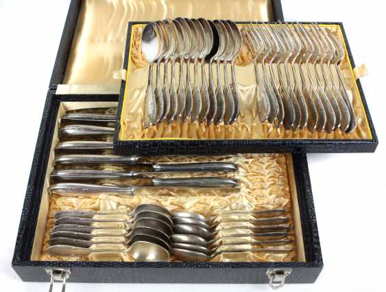 Flatware service for 12 persons - photo 1