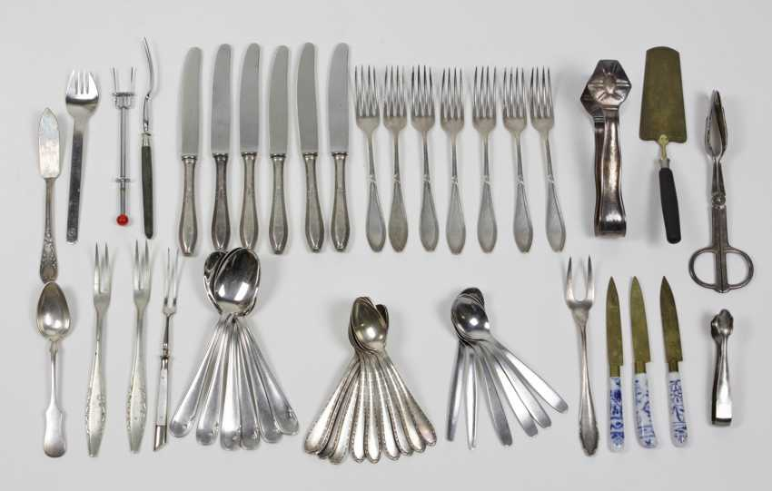 Items of Cutlery and serving parts - photo 1
