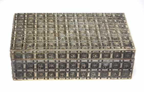 asiatische Schatulle - Silber 900 - photo 1