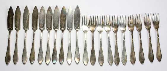 Wellner Fish Cutlery Set - photo 1