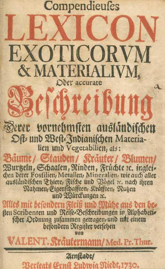 Kräutermann, V. (d.i. C.v.Hellwig). - photo 1