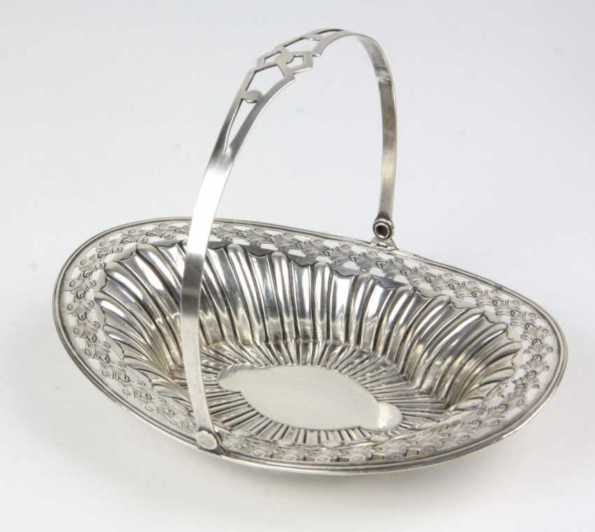 Henkel Basket - Sterling Silver - photo 1