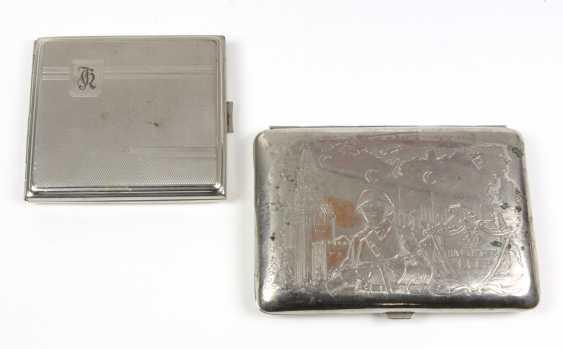 2 cigarette cases - photo 1