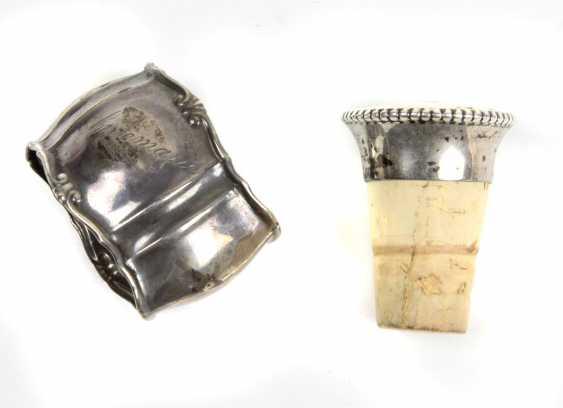 Napkin ring & bottle stopper - photo 1