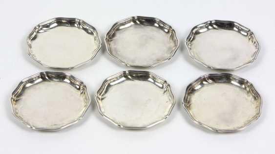 Set Of Bowls - Silver 800 - photo 1