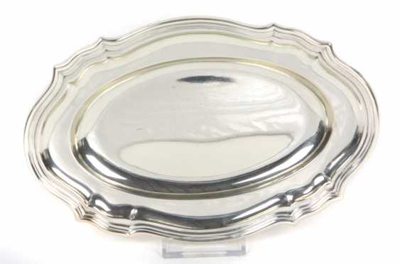 Serving Platter Silver 830 - photo 1