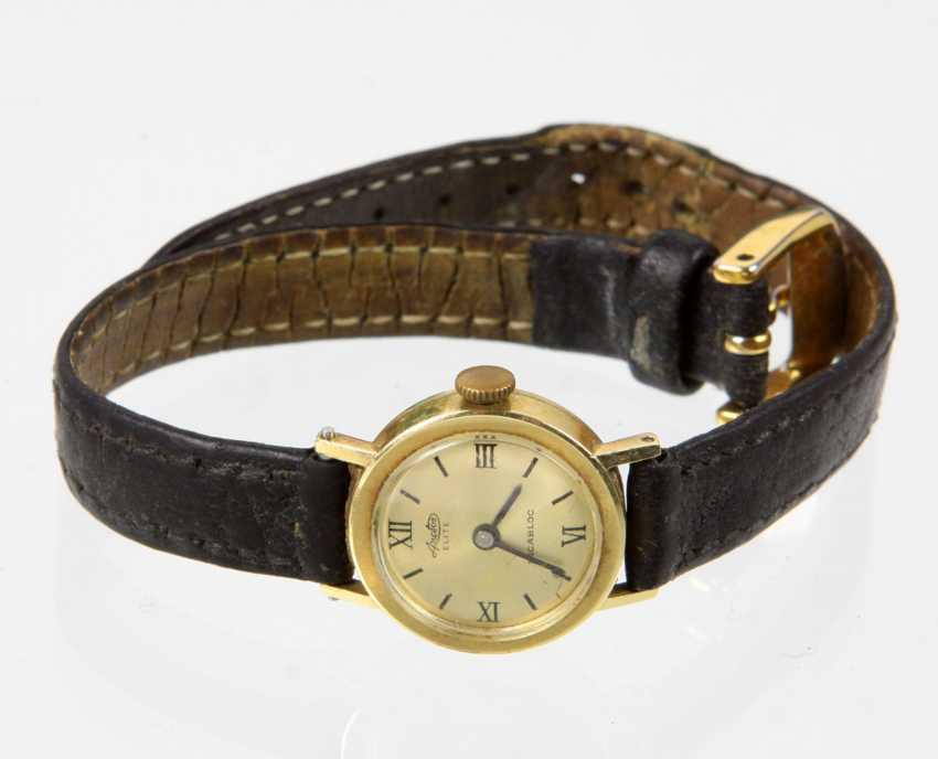 Ladies Watch - Yellow Gold 585 - photo 1