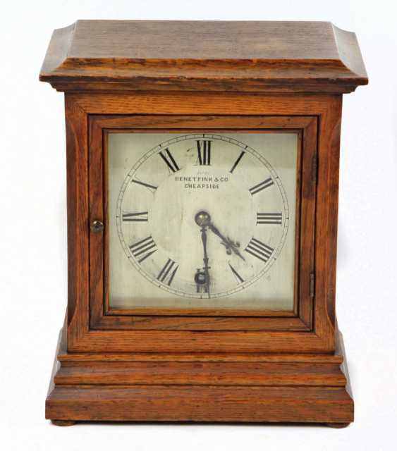 Desk clock circa 1910 - photo 1