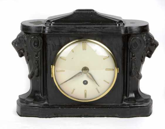Mantel clock 1930s - photo 1