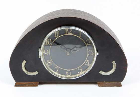 Art Deco table clock 1930's - photo 1