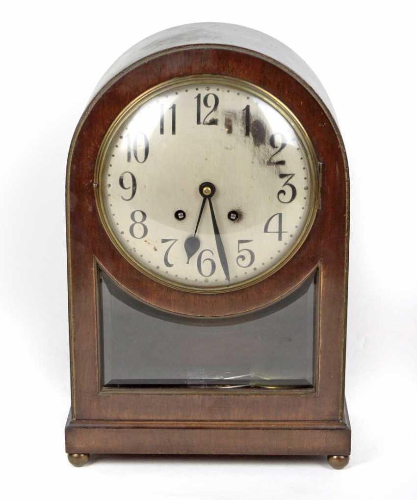 Lenzkirch mantel clock-1920s - photo 1