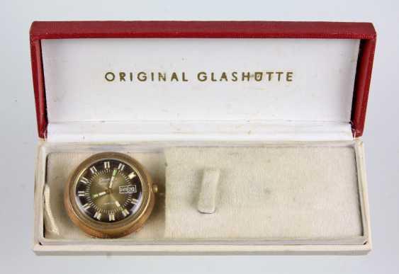Glashütte Men's Wrist Watch *Bison* - photo 1
