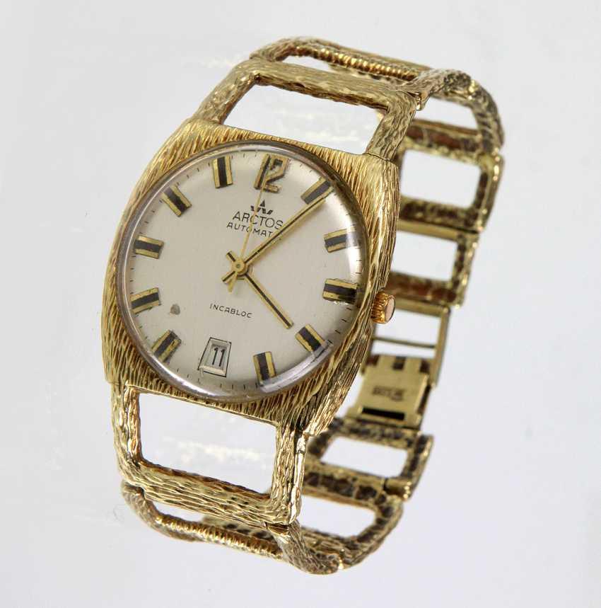 Automatic Men's Watch - Yellow Gold 585 - photo 1