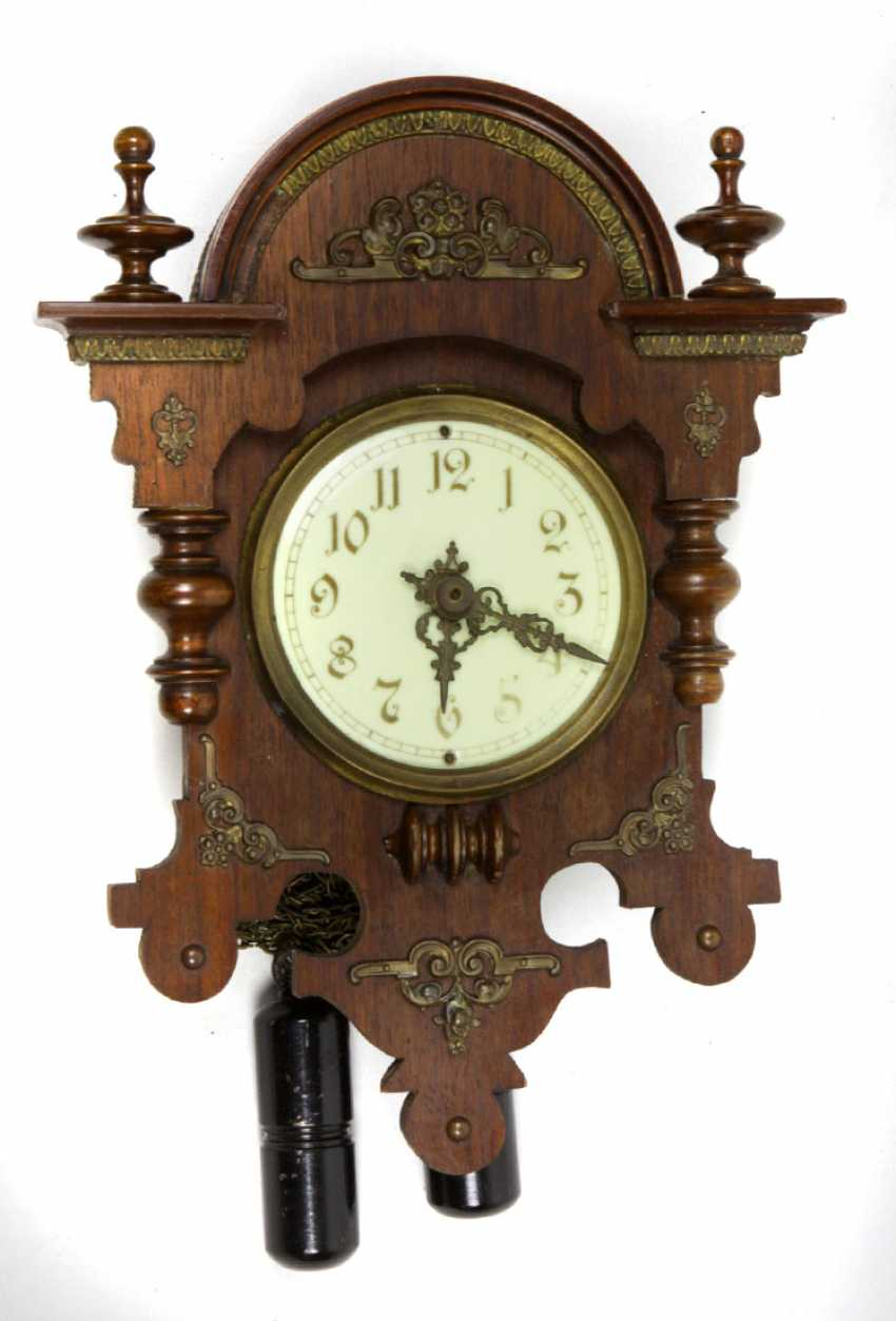Wall clock 1880 - photo 1