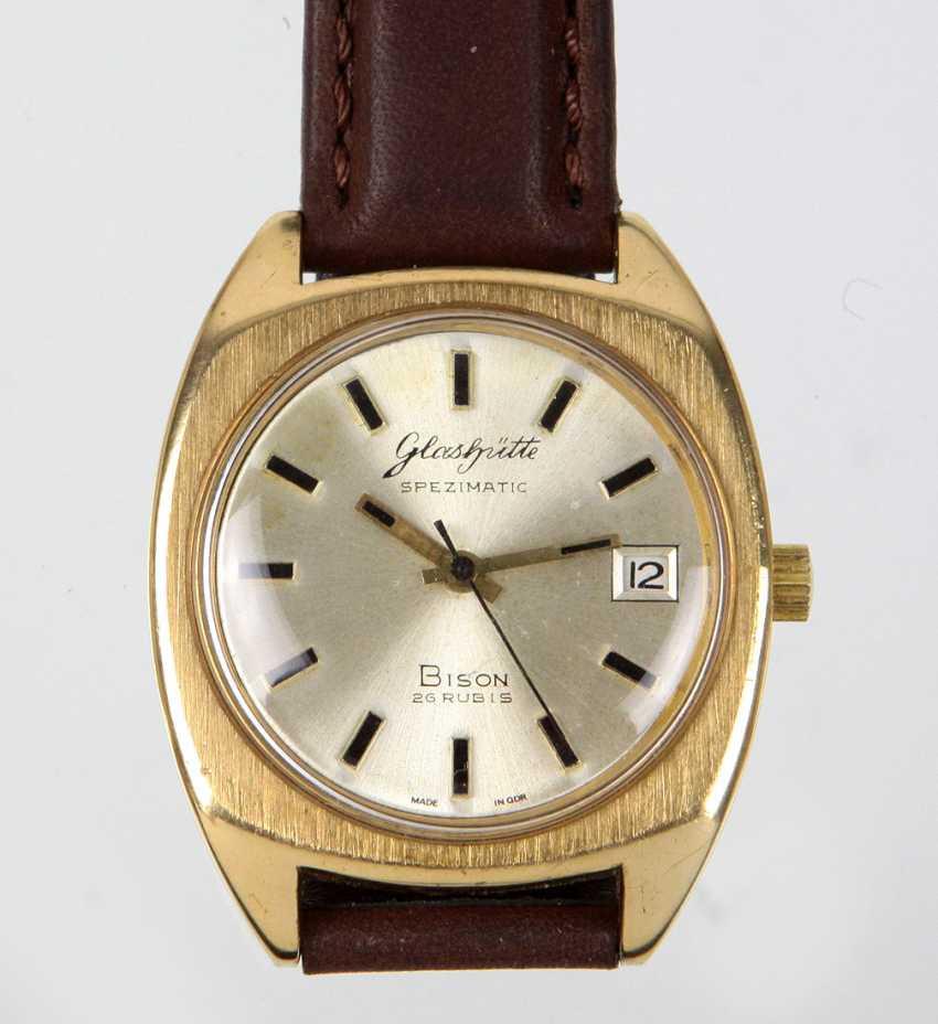 *Glassworks* Specic MATIC Wristwatch Bison - photo 1