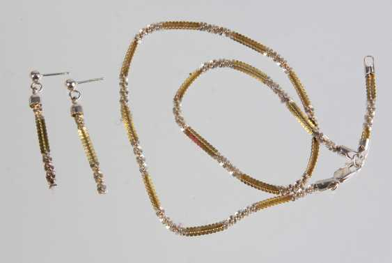 Jewelry - silver plated - photo 1