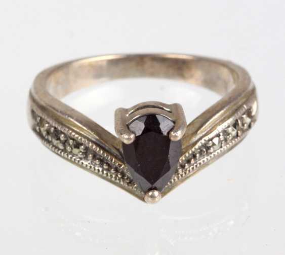 Saphir Ring - photo 1