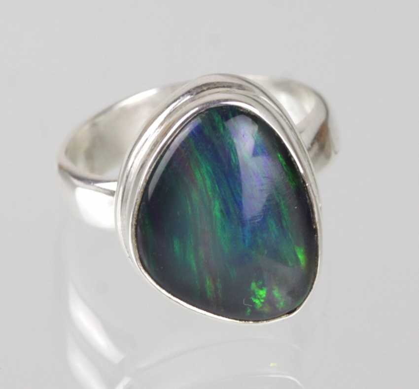 Opal Ring - Silber 925 - photo 1