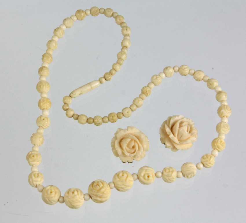Rose petals Schmckset to 1920 - photo 1