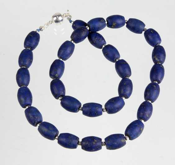 Lapislazuli Design Kette - photo 1