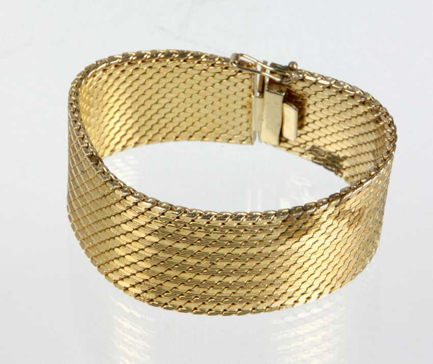 vergoldetes Armband - photo 1